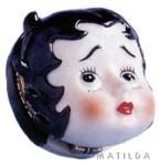 Betty Boop Porcelain Box