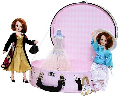 Madame alexander dolls signature style coquette cissy by matilda dolls - Madame coquette ...