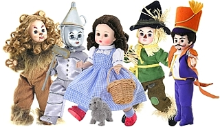 Madame Alexander Wizard of Oz dolls