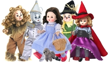 Madame Alexander Irish dolls